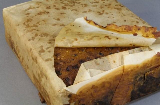 Фруктовый пирог пролежал более 100 лет в Антарктиде