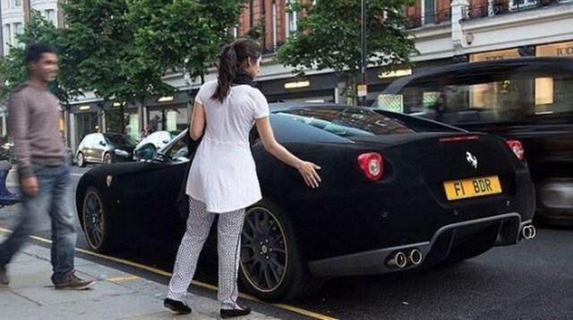 Примеры самого безвкусного украшения автомобилей