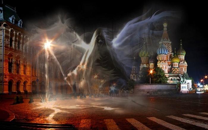 Самые известные привидения Москвы и окрестностей
