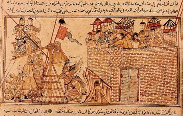 Разрушения, «причиненные» монголами и советской официальной историей