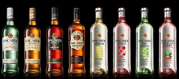 Любимый напиток: с чем пьют разные виды рома Бакарди и как их правильно смешивать