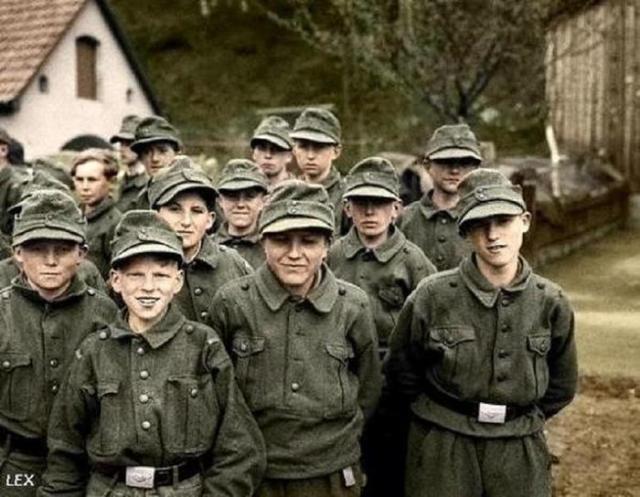 Гитлерюгенд: какие надежды возлагали на мальчишек в Третьем рейхе