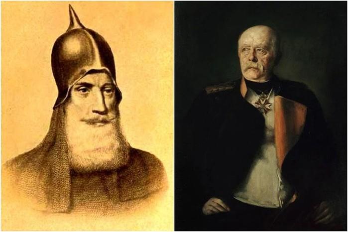 Вашингтон, Бисмарк, Черчилль и другие потомки Рюрика