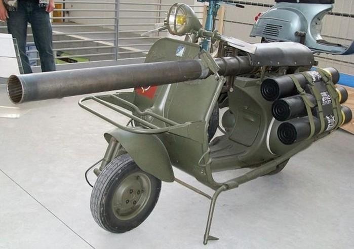Царь танк и другие худшие военные изобретения в истории