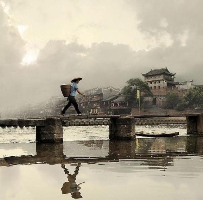 Красивый и таинственный Китай глазами американских фотографов