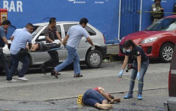 Самые опасные города в мире расположены в Латинской ...