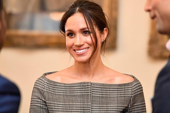 Лондонские стилисты назвали имя дизайнера свадебного платья Меган Маркл