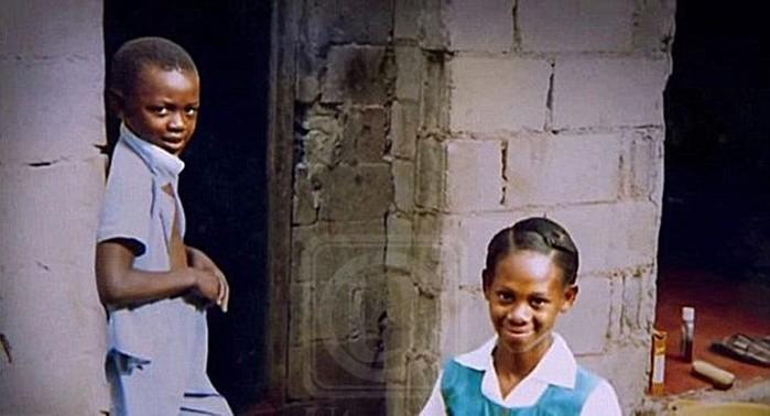Фотографии известных спортсменов в детстве