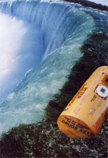 Ниагарские маньяки: экстремалы водопада