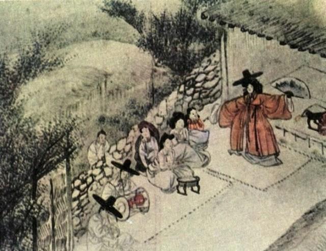 Корейская живопись: история развития и современные художники