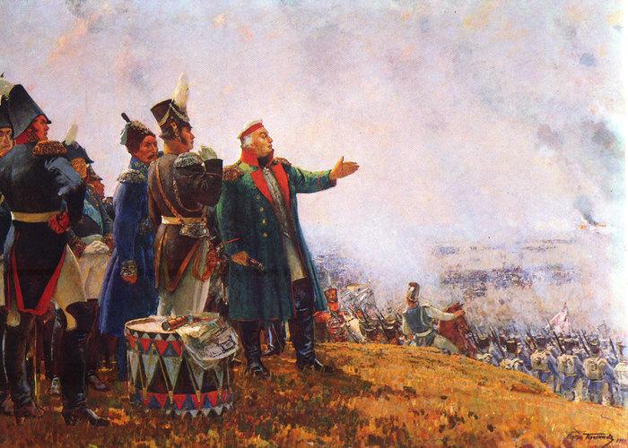 Великие сражения Михаила Кутузова