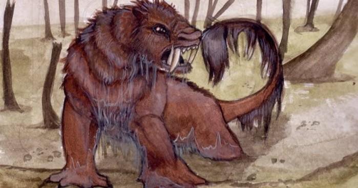 Загадочные мифические животные Австралии