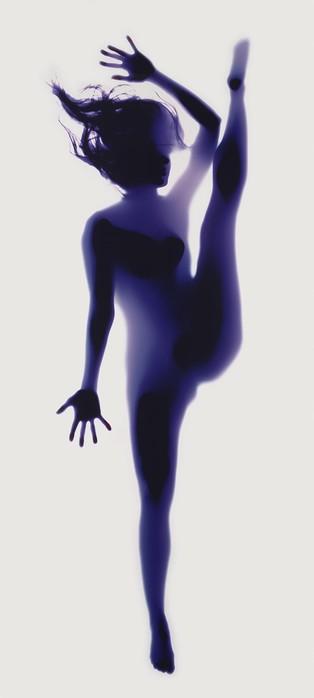 Голая йога: как выглядят классические асаны снизу