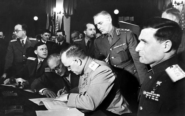 Малоизвестные факты о капитуляции Германии в 1945 году