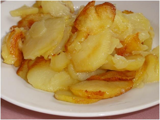 День жареной картошки: самый вкусный рецепт
