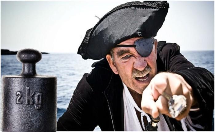 Америка не пользуется метрической системой из за британских пиратов