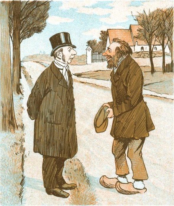 История появления известных фразеологизмов: почему сокол «голый», а вид— «затрапезный»?
