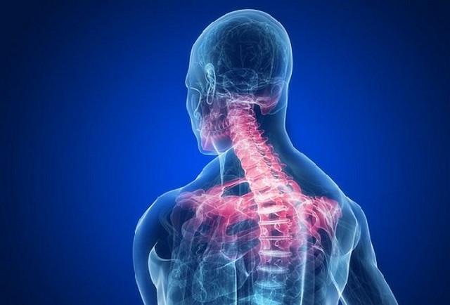 inflamația articulațiilor toracului