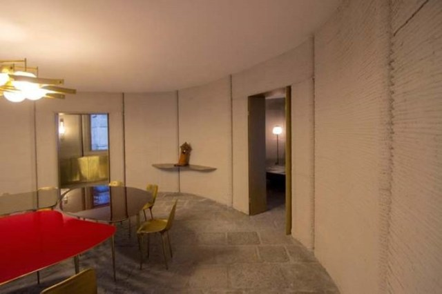 Первый итальянский дом, распечатанный на 3D принтере