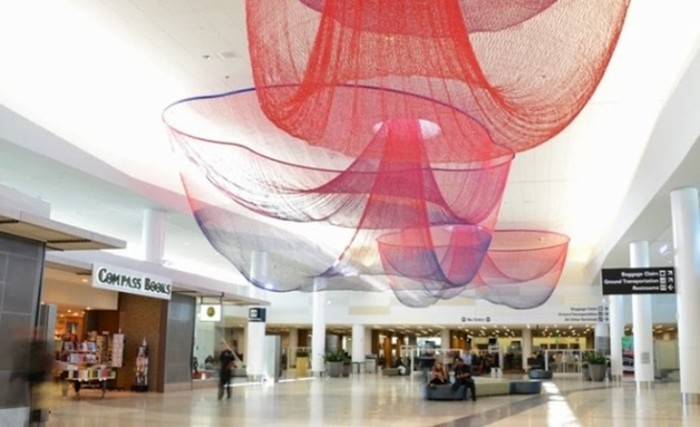 Современные чудеса света: 7 аэропортов с невероятным дизайном