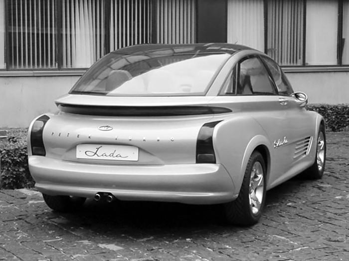 Концепт кар LADA Peter Turbo