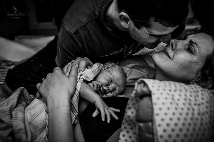 «Красота рождения»: победители фотоконкурса Birth Photo Competition 2018