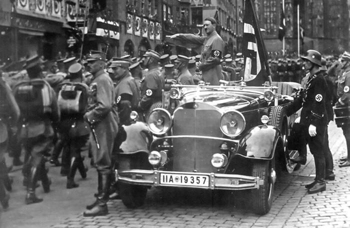 5 любимых автомобилей Адольфа Гитдера: какие модели авто предпочитал фюрер