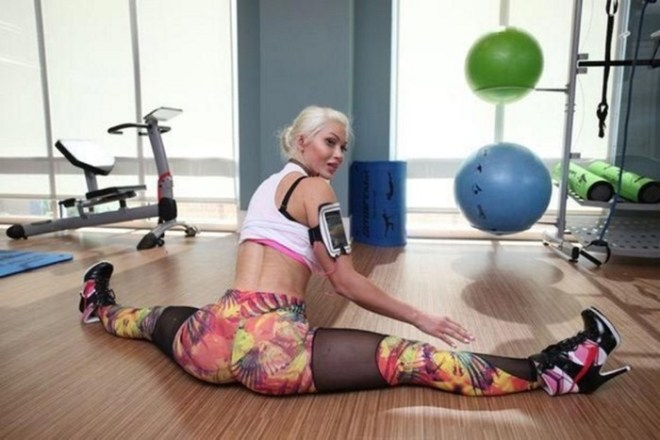 Пикси Фокс: девушка барби выглядит, как персонаж мультфильма