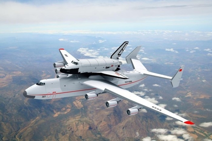 7 самолетов, которые поражают и впечатляют своими размерами