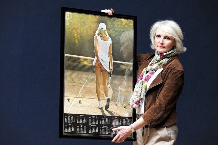 «Теннисистка»: загадочная история одной популярной фотографии