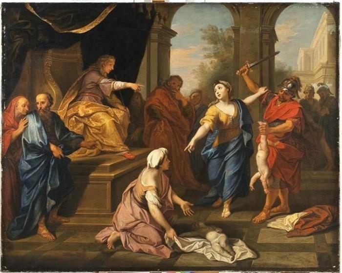 Почему «отпетого грешника» царя Соломона считали самым справедливым судьей