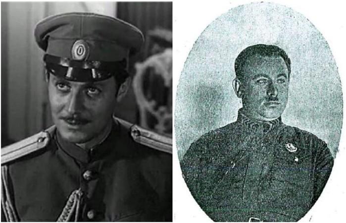 Прототипы главных героев фильма «Адъютант его превосходительства»