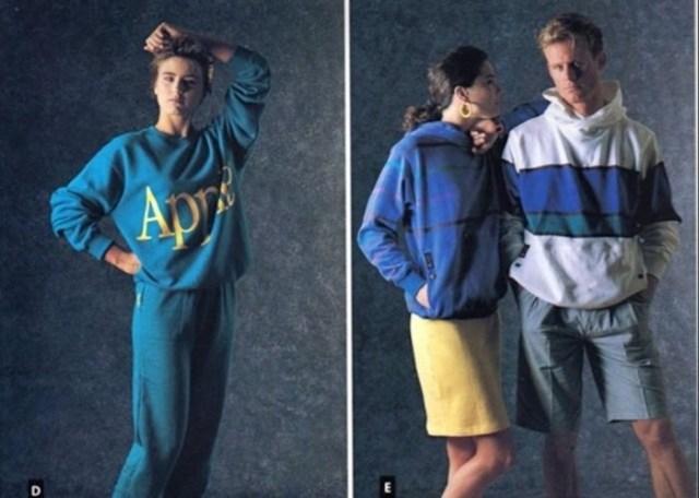 Как выглядела коллекция одежды от Apple, за которую компании до сих пор стыдно