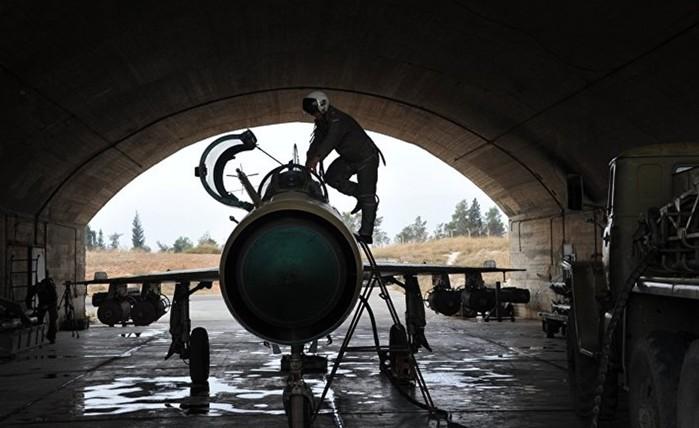 Как Израиль сбил 5 русских МИГов за 3 минуты
