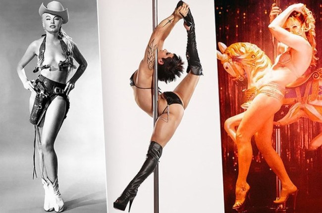 Легендарные танцовщицы стриптиза со всего мира