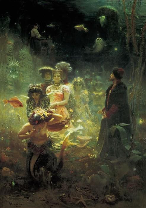 Художник Илья Репин: биография и факты из жизни