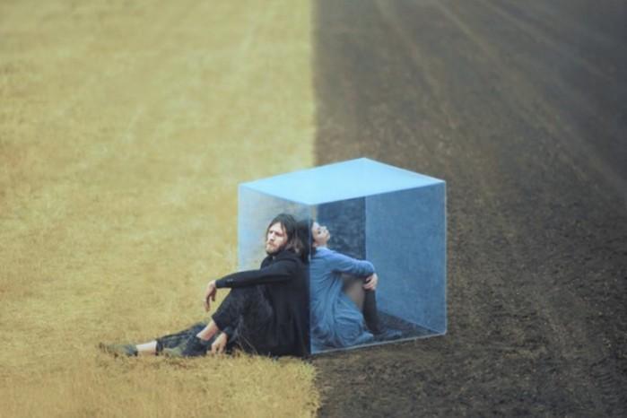 Крутые концептуальные фотографии для творческого вдохновения