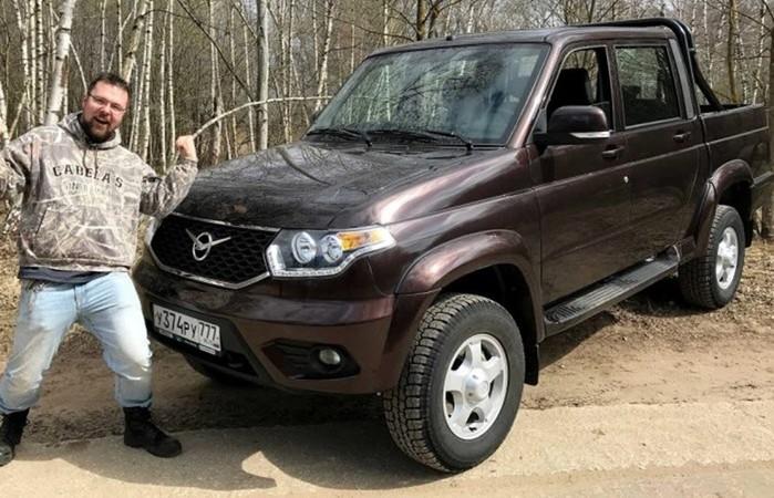 Топ 7 автомобилей пикапов для суровых российских дорог
