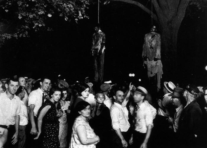 Что такое суд Линча: история линчевание в США