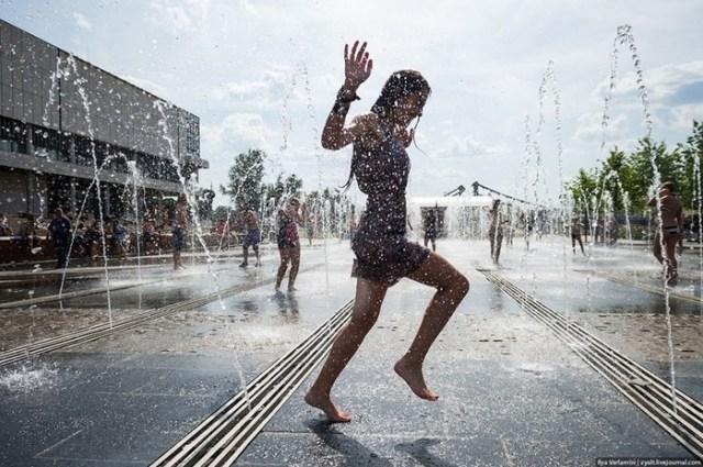 Синоптики дали прогноз о повторе аномальной жары 2010 года