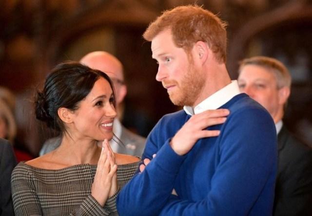 Свадьбу принца Гарри срывает его безумная поклонница из Австралии