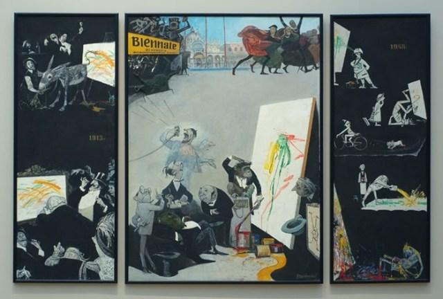 Тайны абстракционизма и история про осла