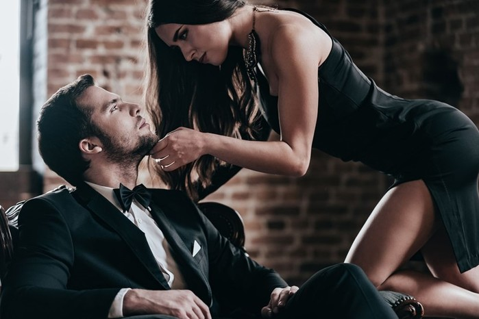 Групповой секс психология женщин