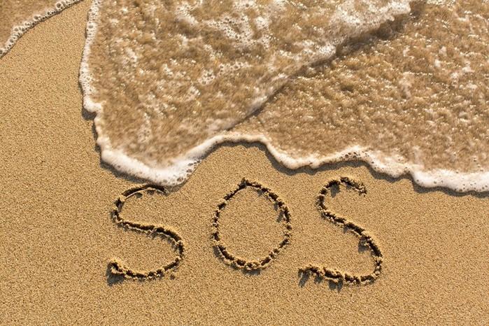 Спасите наши души! Что означает SOS, кодовый сигнал о спасении