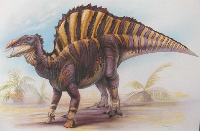 5 самых странных динозавров в истории Земли