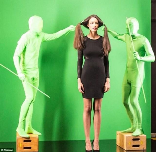 Как на самом деле снимают рекламу шампуней и кондиционеров