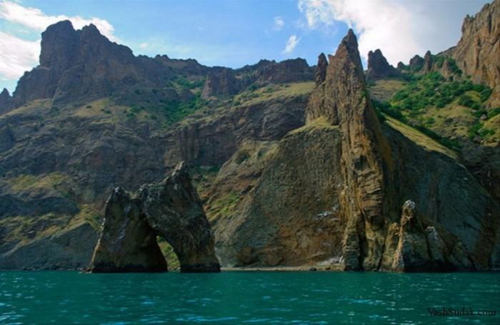 Крымское чудовище: жуткая легенда или реальность?