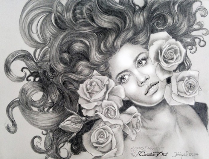Драженка Кимпель: нежные иллюстрации художницы из Чехии