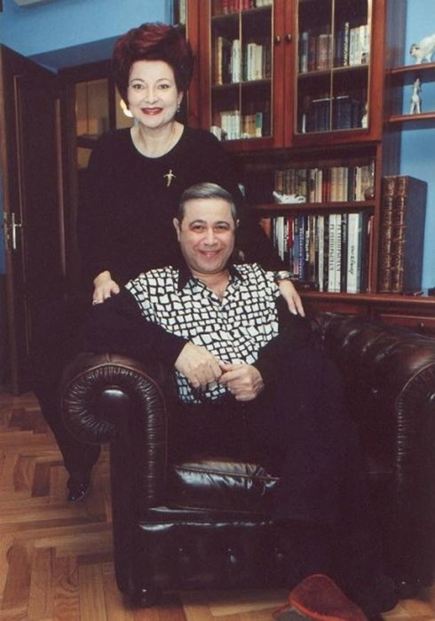 Почему распался 30 летний брак юмористов? Евгений Петросян и Елена Степаненко