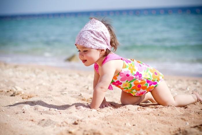 Поездка с детьми на море и заветная мечта любых родителей